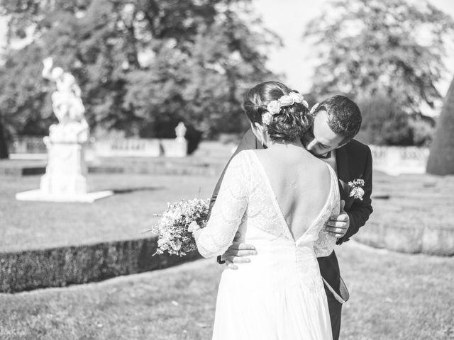 Le mariage de Jean Baptiste et Claire à Bouges-le-Château, Indre 6