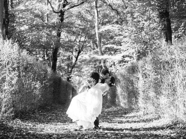 Le mariage de Jean Baptiste et Claire à Bouges-le-Château, Indre 7