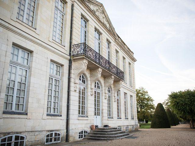 Le mariage de Jean Baptiste et Claire à Bouges-le-Château, Indre 35