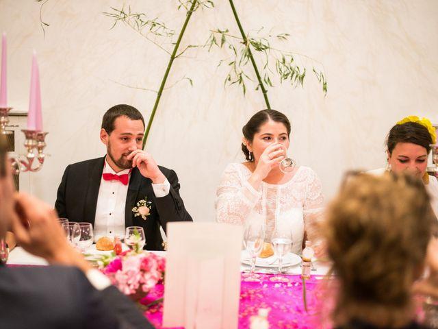 Le mariage de Jean Baptiste et Claire à Bouges-le-Château, Indre 38