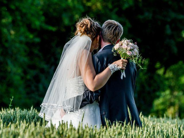 Le mariage de Kévin et Lucy à Buxerolles, Vienne 17