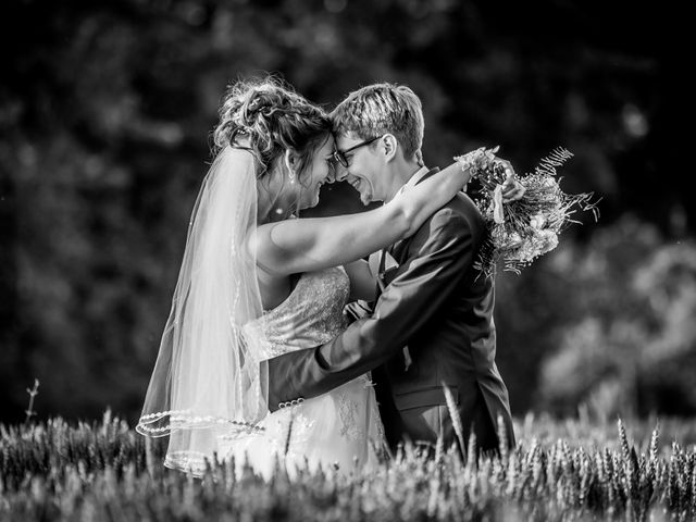 Le mariage de Lucy et Kévin