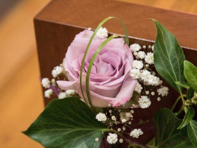 Le mariage de Caroline et Gabriel à Kintzheim, Bas Rhin 15