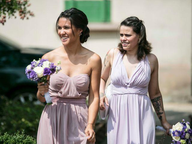 Le mariage de Caroline et Gabriel à Kintzheim, Bas Rhin 17