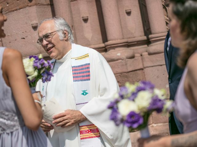 Le mariage de Caroline et Gabriel à Kintzheim, Bas Rhin 25