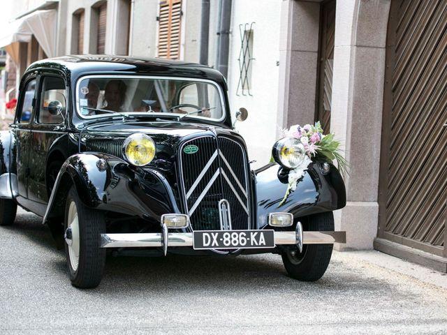 Le mariage de Caroline et Gabriel à Kintzheim, Bas Rhin 27