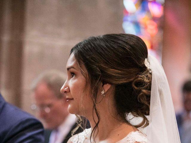 Le mariage de Caroline et Gabriel à Kintzheim, Bas Rhin 31