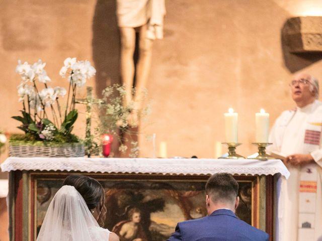 Le mariage de Caroline et Gabriel à Kintzheim, Bas Rhin 41