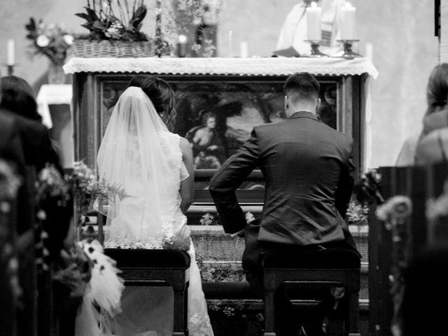 Le mariage de Caroline et Gabriel à Kintzheim, Bas Rhin 42
