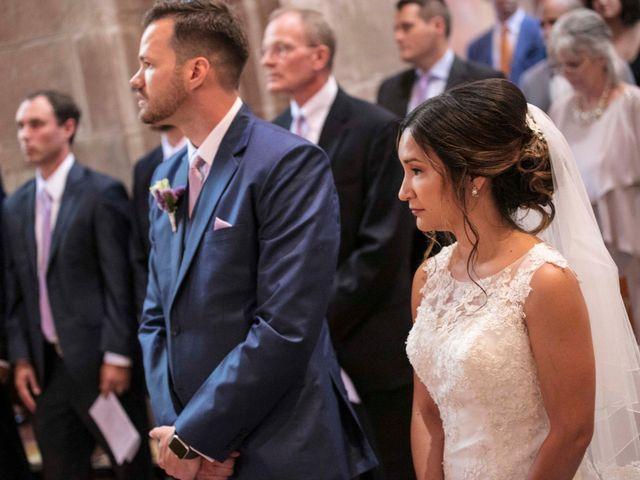 Le mariage de Caroline et Gabriel à Kintzheim, Bas Rhin 43