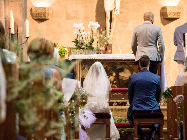 Le mariage de Caroline et Gabriel à Kintzheim, Bas Rhin 46