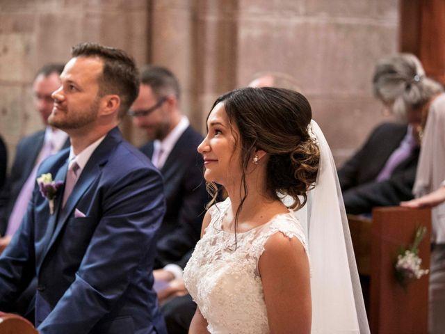 Le mariage de Caroline et Gabriel à Kintzheim, Bas Rhin 51