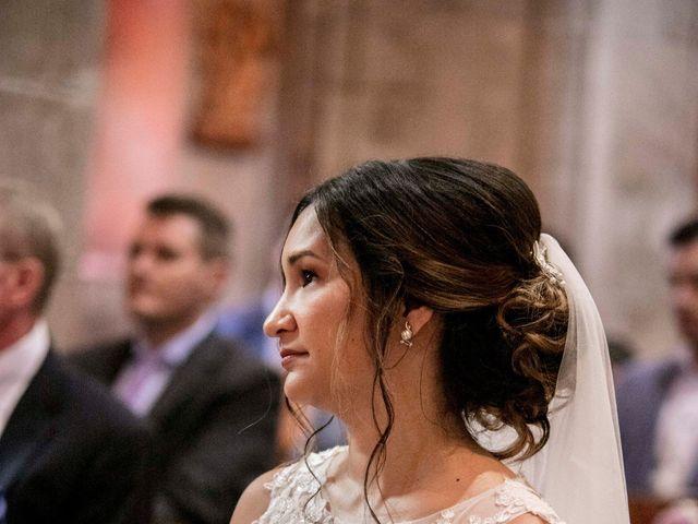 Le mariage de Caroline et Gabriel à Kintzheim, Bas Rhin 58