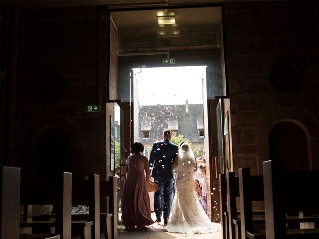 Le mariage de Caroline et Gabriel à Kintzheim, Bas Rhin 65