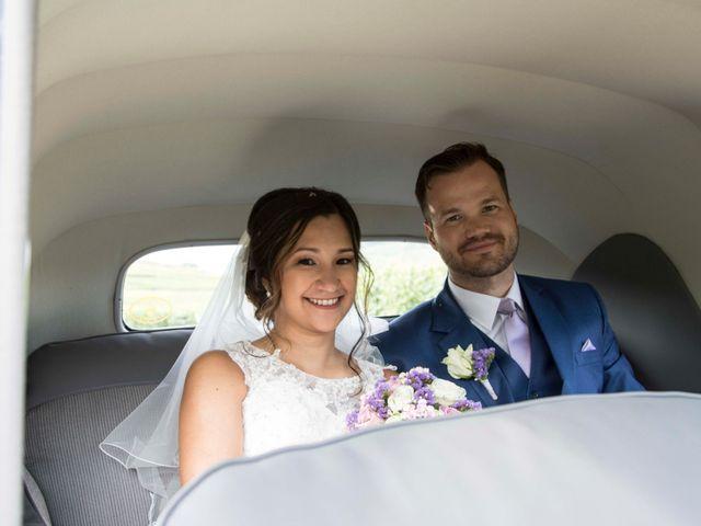 Le mariage de Caroline et Gabriel à Kintzheim, Bas Rhin 71