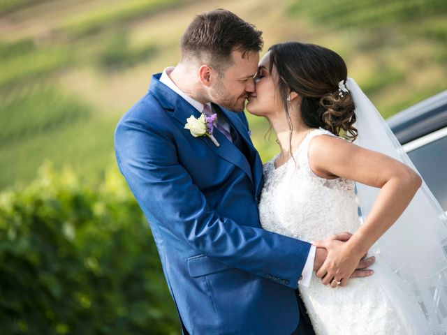 Le mariage de Caroline et Gabriel à Kintzheim, Bas Rhin 83