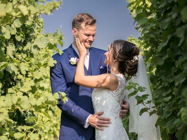 Le mariage de Caroline et Gabriel à Kintzheim, Bas Rhin 86