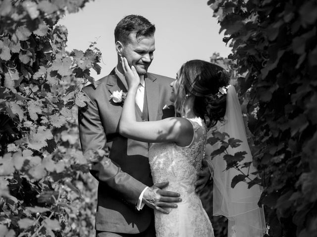 Le mariage de Caroline et Gabriel à Kintzheim, Bas Rhin 87