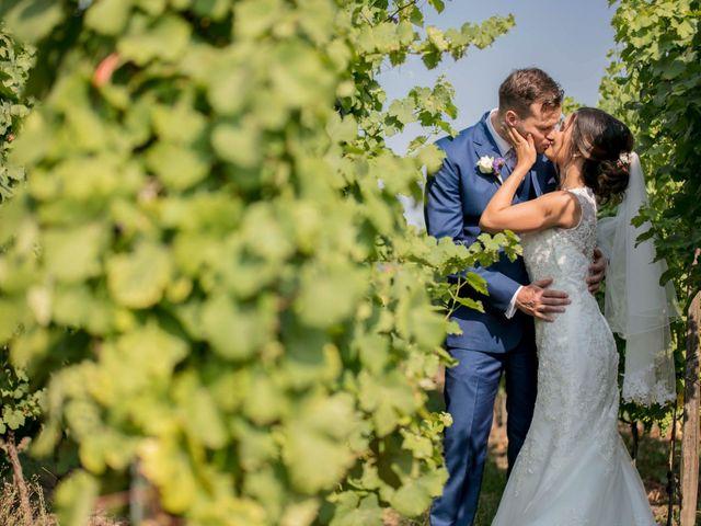 Le mariage de Caroline et Gabriel à Kintzheim, Bas Rhin 88