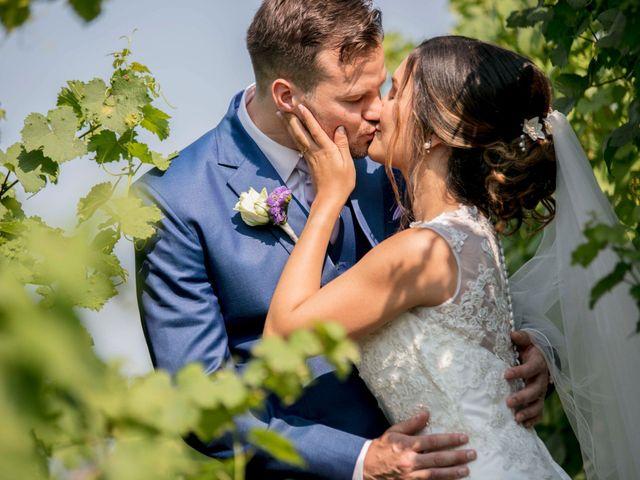 Le mariage de Caroline et Gabriel à Kintzheim, Bas Rhin 91
