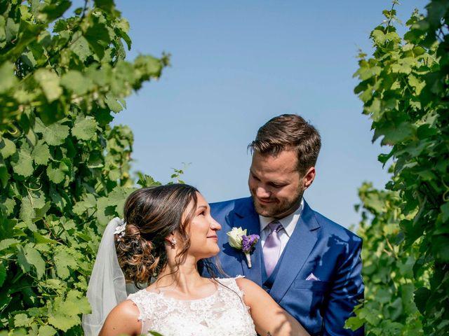 Le mariage de Caroline et Gabriel à Kintzheim, Bas Rhin 92