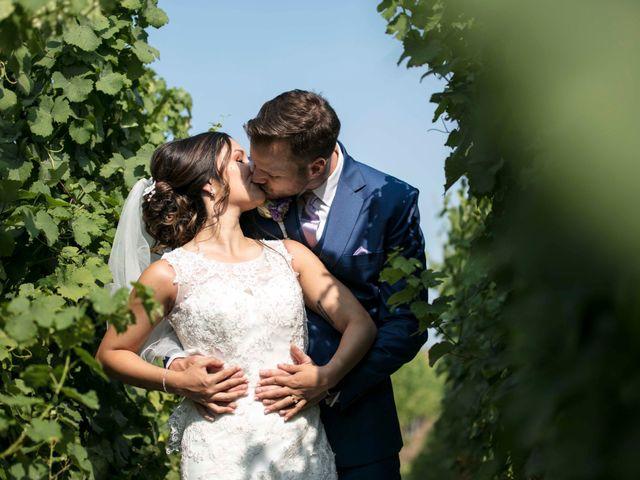 Le mariage de Caroline et Gabriel à Kintzheim, Bas Rhin 94
