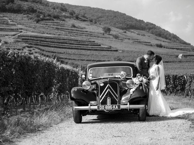 Le mariage de Caroline et Gabriel à Kintzheim, Bas Rhin 99