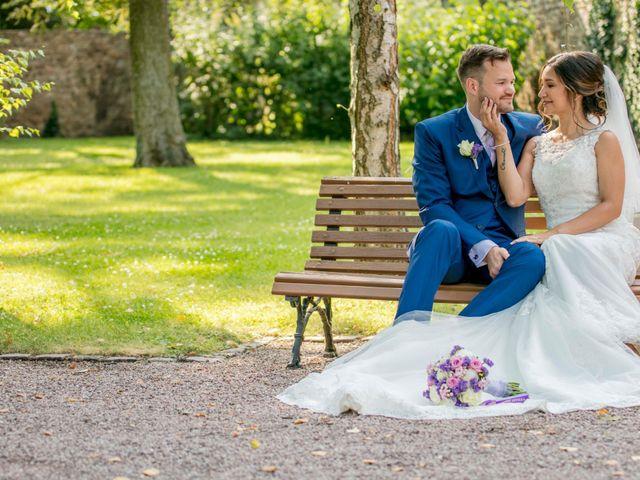 Le mariage de Caroline et Gabriel à Kintzheim, Bas Rhin 111