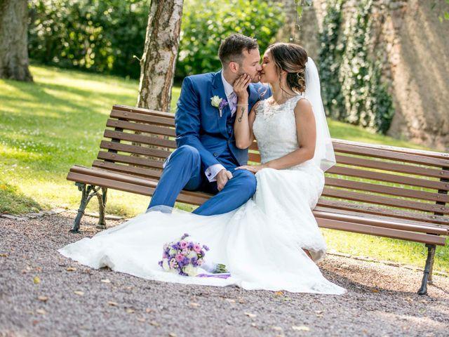 Le mariage de Caroline et Gabriel à Kintzheim, Bas Rhin 112