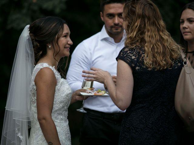 Le mariage de Caroline et Gabriel à Kintzheim, Bas Rhin 143
