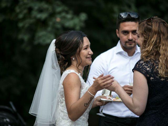 Le mariage de Caroline et Gabriel à Kintzheim, Bas Rhin 144