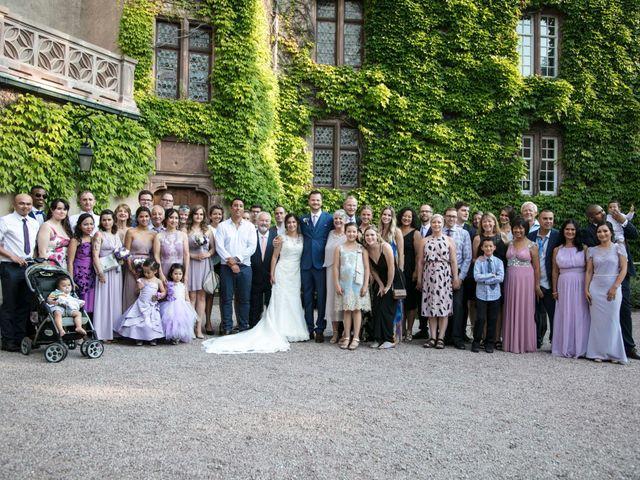 Le mariage de Caroline et Gabriel à Kintzheim, Bas Rhin 168