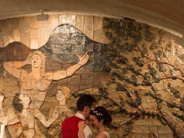 Le mariage de Raphaël et Mélanie à Chiroubles, Rhône 29