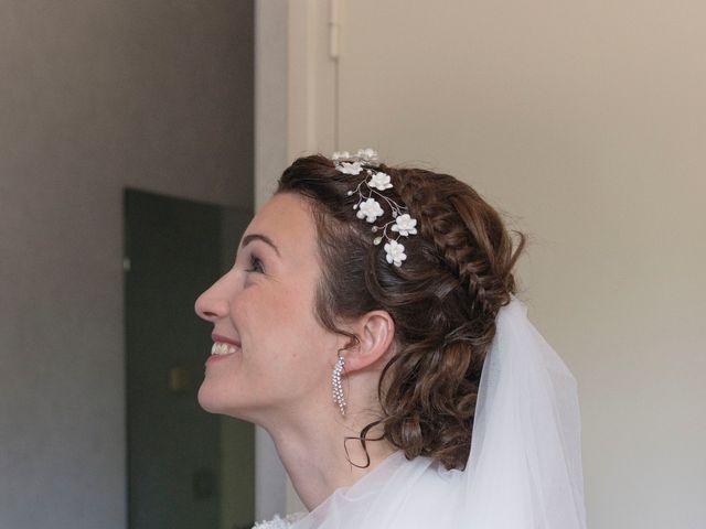 Le mariage de Raphaël et Mélanie à Chiroubles, Rhône 3