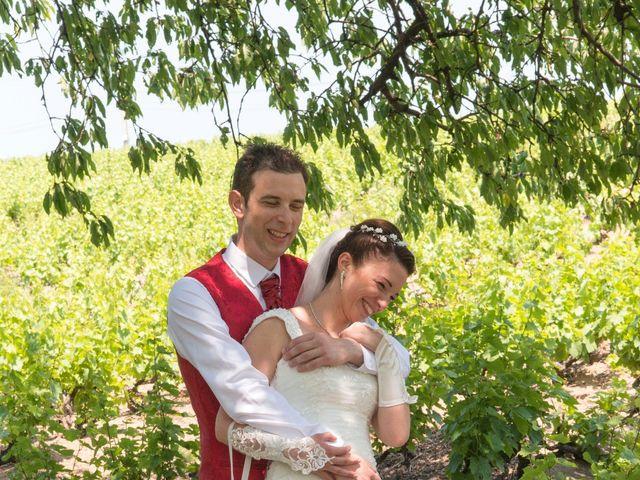 Le mariage de Raphaël et Mélanie à Chiroubles, Rhône 6