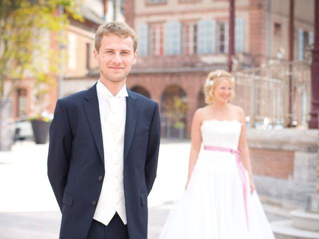 Le mariage de Ludivine et Sébastien à Belfort, Territoire de Belfort 18