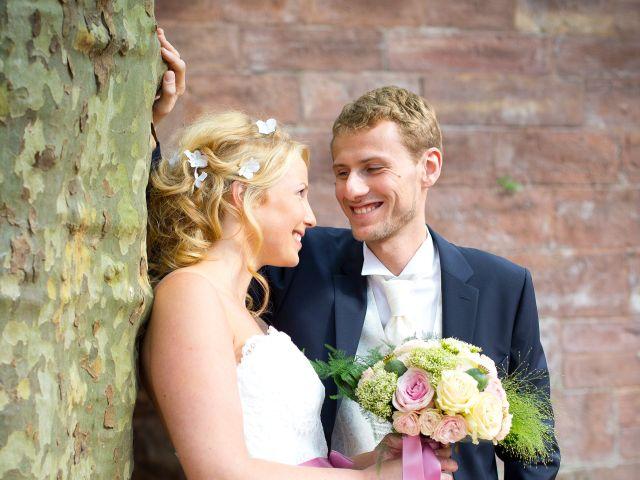 Le mariage de Ludivine et Sébastien à Belfort, Territoire de Belfort 25