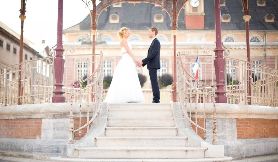 Le mariage de Ludivine et Sébastien à Belfort, Territoire de Belfort