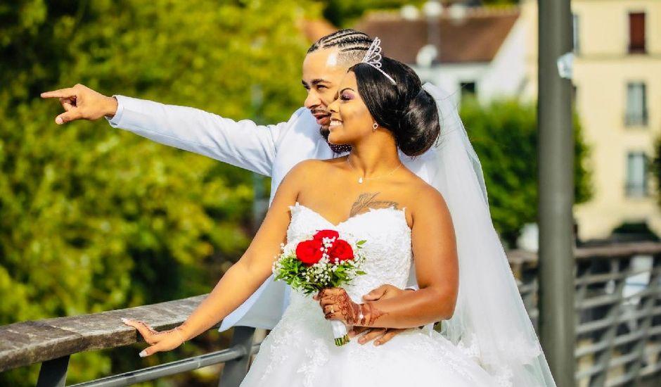 Le mariage de Jason  et Elodie  à Évry, Essonne