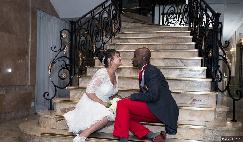 Le mariage de Eddy et Johanna à Paris, Paris