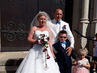 Le mariage de Gwenaelle et Fred 1