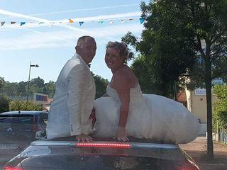 Le mariage de Gwenaelle et Fred