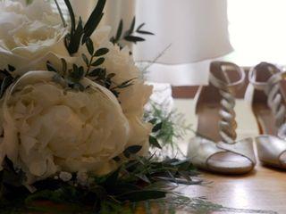 Le mariage de Fabienne et Cyril 1
