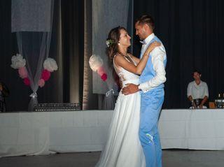 Le mariage de Christelle et Romain 1