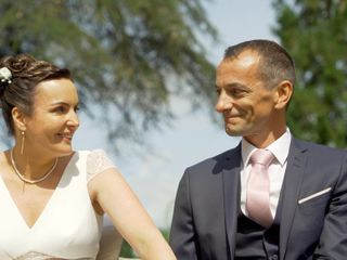 Le mariage de Fabienne et Cyril