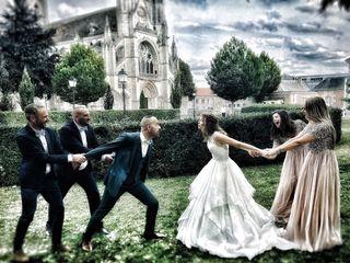 Le mariage de Perrine et Gaylor