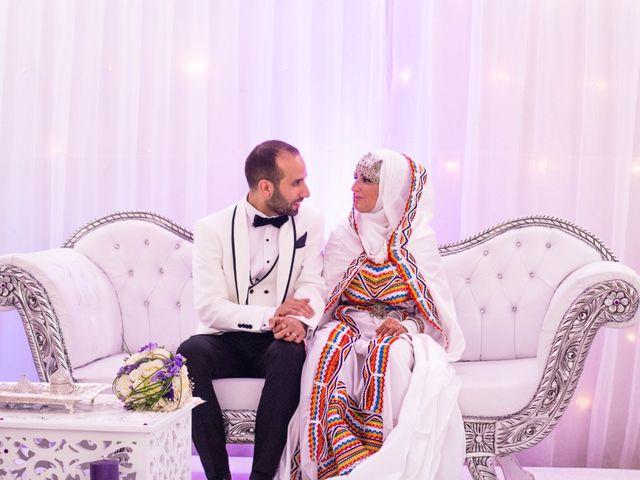 Le mariage de Sabrina et Ahmed