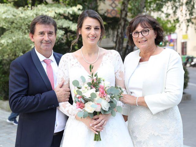Le mariage de Ziyad et Clémence à Paris, Paris 24