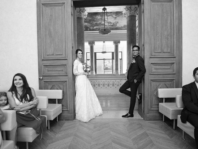 Le mariage de Ziyad et Clémence à Paris, Paris 32
