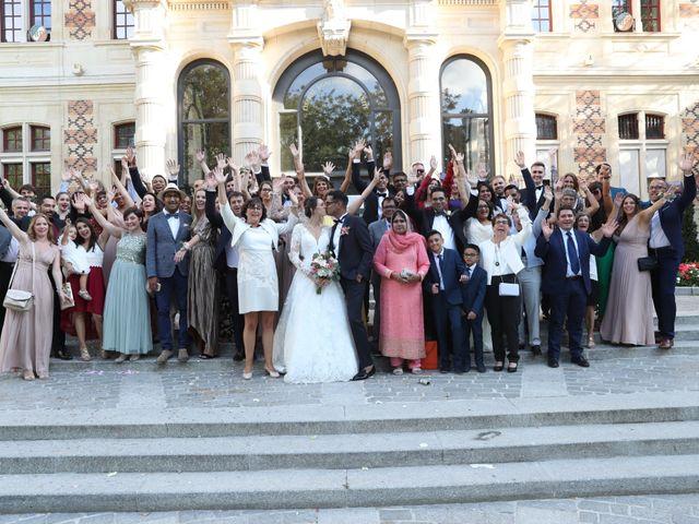 Le mariage de Ziyad et Clémence à Paris, Paris 37